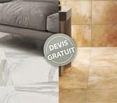 Importances des carreaux à imitation de marbre et de parquet thumbnail