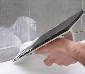 Les techniques pour r ussir un joint de carrelage for Outil enlever joint carrelage