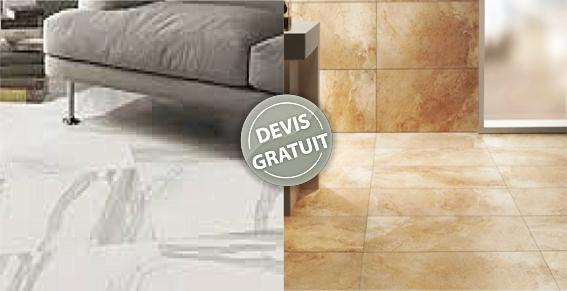 comment imiter le marbre et le parquet avec un carrelage. Black Bedroom Furniture Sets. Home Design Ideas